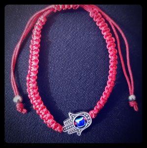 Jewelry - Hamsa Evil Eye Bracelet/ mal de ojo